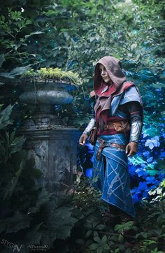 Avallac'h from Witcher 3  cosplay by Stygian VI Cosplay photo by Martwa - craft & cosplay #Avallachcosplay #thewitcher3 #cosplayclass