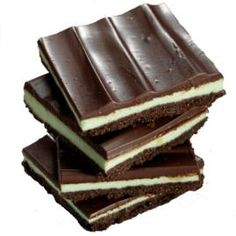 Créme de Menthe Bars are tempting homemade treats that are wonderful to share.