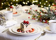 Dining In Style | Great Ideas for Christmas Dining | Terrys Fabrics