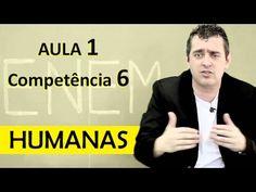 Anisia Nascimento - educação: ENEM - HUMANAS - AULA 01 - Competência 6 : Socieda...