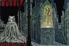 Графика Саввы Бродского. Ромео и Джульетта.