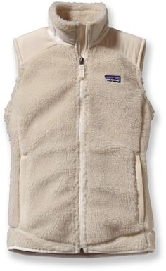 Whether you're hiking up a trail or hiking across town, this is a nice layer of breathable warmth—Patagonia Retro-X Fleece Vest.