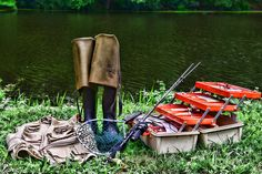 Fishing Photograph - Fishing - Fishing Tackle by Paul Ward