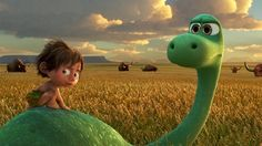 GOOD DINOSAUR's Peter Sohn on HOMEWARD BOUND and Story Therapy