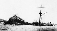 Today marks the anniversary of the explosion of the American battleship the USS Maine. The Maine sat in Havana harbor, Cuba when it exploded, killing 260 of the 400 American crewmen onboard. The Spanish American War, American History, Spanish War, American Crew, Us Battleships, Maine, Teaching Us History, Today In History, Insurgent