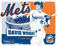 David Allen Wright (born December 20, 1982) is an American professional baseball third baseman for the New York Mets of Major League Baseball (MLB). Description from pixgood.com. I searched for this on bing.com/images