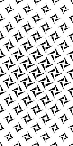 Monochrome seamless polygon pattern
