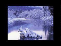 Winter Pictures - Still Water, Eagle River, Alaska - Winter Wallpapers Winter Szenen, I Love Winter, Winter Magic, Winter Time, Winter Season, Winter Night, Images Wallpaper, Nature Wallpaper, Alaska Wallpaper
