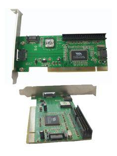 PCI Card SATA 3port + IDE 1port  PCI Card Combo IDE(1)/SATA(3) Port  Features: - Host Interface: PCI - Total Number of SATA Ports: 3 - Total Number of IDE Ports: 1 - Form Factor: Plug-in Card  Harga rp125.000 Info detail di : www.tokomipo.com