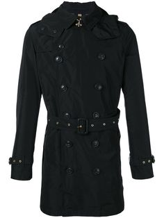 Burberry Belted Midi Trench Coat - Farfetch fe83ad85e05