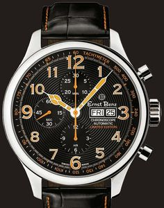 ernst benz watches   Photos borrowed from ernstbenz.com