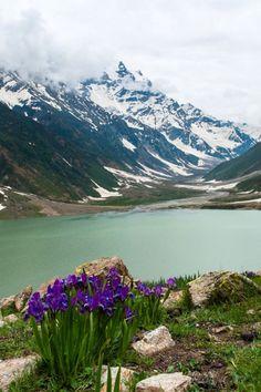 Saiful Muluk Lake / Pakistan (by Johan Assarsson).