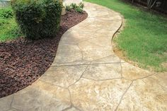 Outdoor living patios, decks, and driveways installation in Dallas, TX using Belgard and travertine stone pavers. Concrete Pavers, Stained Concrete, Driveway Installation, Outdoor Living Patios, Rue Pietonne, Paver Patterns, Interlocking Pavers, Acid Stain, Patio Flooring