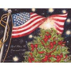 A Patriotic Christmas Christmas Cards