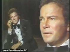 William Shatner Sings 'Rocket Man' 1978 no intro