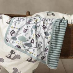 Vauvanhuopa Baby Forest 34,95 #vauvanhuopa #lastenhuone #hemtex