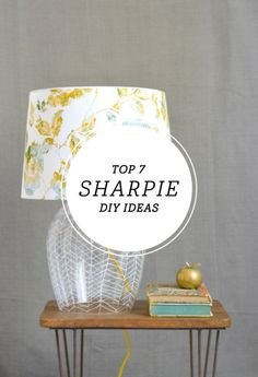 Top 7 Amazing Sharpie Projects!