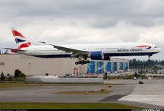Boeing 777-336/ER   G-STBA   Paine Field, Seattle