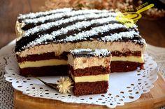 "z cukrem pudrem: ciasto ""Delicjusz"""