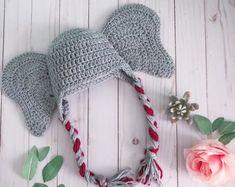 40 Crochet Tips, Tricks and Trade Secrets – Sunny Sunflower Crafts Crochet Elephant Pattern, Crochet Patterns Amigurumi, Elephant Hat, Sunflower Crafts, Applique Tutorial, Ear Hats, Crochet Baby Hats, Crochet Projects, Crochet Ideas