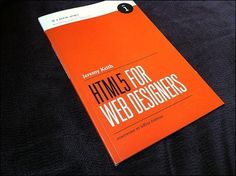 Time to get started with some HTML5 books!