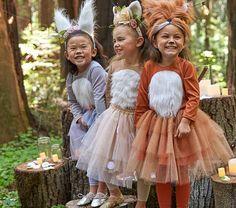 Woodland Fox Tutu Costume #pbkids