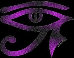 ... Eye of Horus - gif ....