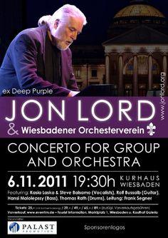 Jon Lord - Wiesbaden 2011