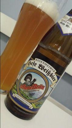 Auerbräu Rosenheimer Hefe Weißbier