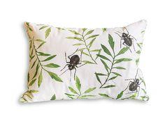 Tok-Tokkie Beetle Cushion by Folia.co.za