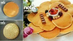 Muhteşem Altın Pankek Tarifi nasıl yapılır? 20.965 kişinin defterindeki Muhteşem Altın Pankek Tarifi'nin resimli anlatımı ve deneyenlerin fotoğrafları burada. Breakfast Time, Pancakes, Food And Drink, Cookies, Desserts, Bakken, Crepes, Pancake, Cookie Recipes