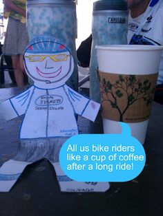 Flat Stanley visiting from Aidan in Iowa!