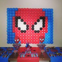 Spider Man panel