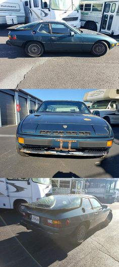 Porsche 924, Bmw, Vehicles, Rolling Stock, Vehicle, Tools