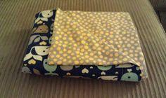 CraftyBridge: Simple Baby Blanket