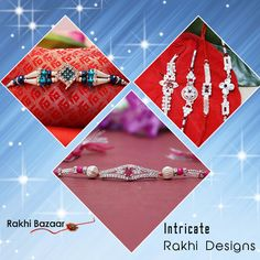 Different Styles of #Rakhis and #RakhiGifts for Your #Brother! Click here :- https://goo.gl/sY5ZEu #RakhiBazaar