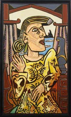 New Zealand Art, Maori Art, Oldenburg, Art School, Painters, Claws, Art History, Artists, Google Search