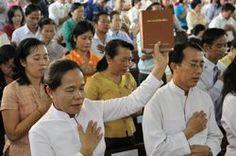 Homem ressuscita após oração e aldeia inteira se converte