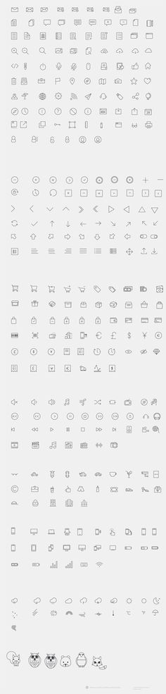 """For today we have a real icon collection created with vector shapes and retina ready. The icons are designed by<strong><a target=""""_blank"""" href=""""http://marcosilva.co.uk/"""">Marco Lopes</a>. </strong>In this great pack you will find weather icons, gadgets, arrows, locations and download icons. Enjoy!"""