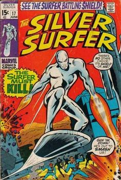 Silver Surfer (1968 1st Series) 17