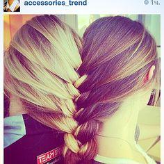 Hiding behind my hair by Маша Терехова #Daily #Story #hair  #GetWeHeartPics