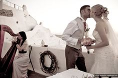 santorini wedding ceremony