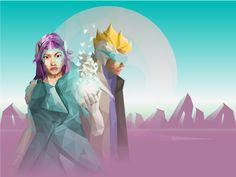 ¡Bienvenidos a Promathos! El planeta donde se desarrolla la historia de ONMAT.