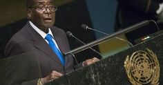 Welcome To Chitoo's Diary.: Robert Mugabe tells UN General Assembly'We are not...