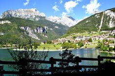 Lago di Molveno Dolomiti di Brenta