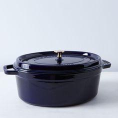 $249 Food52 x Staub Oval Cocotte, 5.75QT
