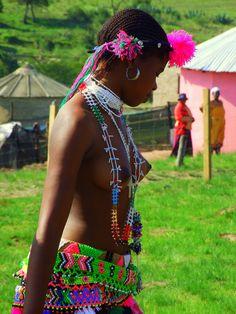Afrique du sud - Mariage Zulu © Philly Malenoir More