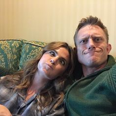 """Стана:""""С тв-братом Нилом Джексоном #Скоро #Absentia  """"Stana Katic Central (@StanaCentral) 