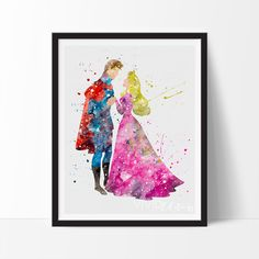 Princess Aurora & Prince Phillip 3