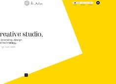 22 great examples of website navigation | Web design | Creative Bloq